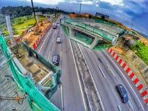 Конструкция Малайзии Стоковые Изображения