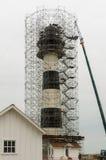 Конструкция маяка стоковые изображения