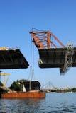 Конструкция моста стоковые изображения