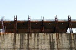 конструкция незаконченная Стоковая Фотография