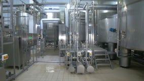 Конструкция нержавеющей стали на рафинадном заводе Бензин, газ, топливо, нефть, продукция сток-видео