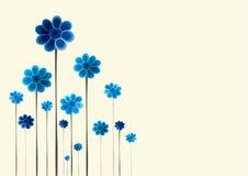 конструкция предпосылки флористическая Стоковые Фото
