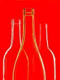 Абстрактная конструкция предпосылки вина Стоковые Изображения