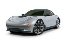 конструкция принципиальной схемы автомобиля 3d Стоковые Изображения