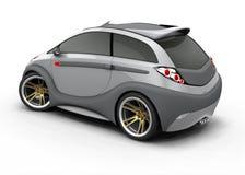 конструкция принципиальной схемы автомобиля 3d Стоковое фото RF