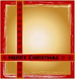 конструкция рождества Стоковые Изображения
