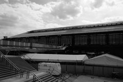 Конструкция Святого-Lazare Стоковое Изображение