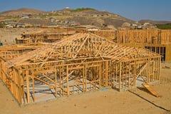 конструкция селитебная Стоковая Фотография RF