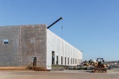 Конструкция склада Стоковое Фото