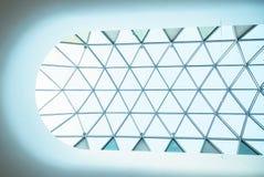 Конструкция стекла архитектуры Стоковое фото RF