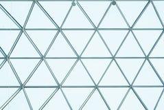 Конструкция стекла архитектуры Стоковое Изображение