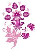 конструкция флористическая Стоковая Фотография RF