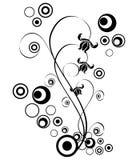 конструкция флористическая Стоковое Изображение RF