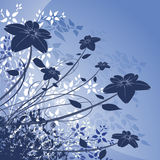 конструкция флористическая Стоковая Фотография