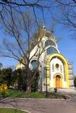 конструкция церков вниз Стоковые Фото