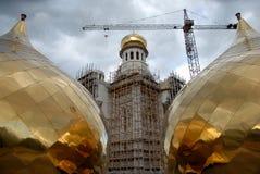 конструкция церков Стоковые Изображения RF