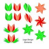 Конструкция/элементы логоса Стоковое Изображение