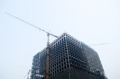 конструкция Стоковое Фото