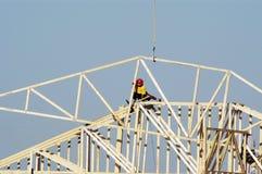 конструкция 3 селитебная Стоковая Фотография