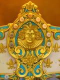 конструкция carousel Стоковые Изображения
