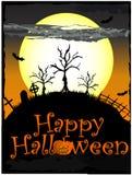 конструкция halloween искусства Стоковые Фото