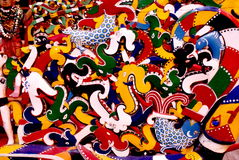конструкция sarawak стоковое фото