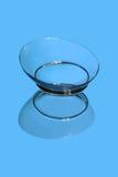 контактные линзы мягкие Стоковые Фотографии RF