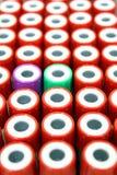 Контейнеры пробки крови Стоковая Фотография RF
