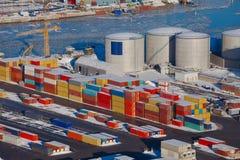 контейнеры Стоковое Фото