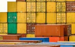 контейнеры Стоковые Фотографии RF