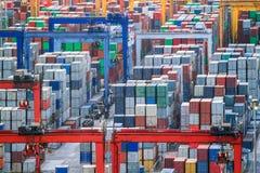контейнеры стоковые фото