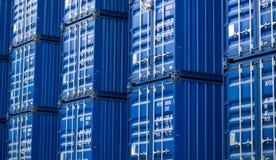 контейнеры Стоковые Изображения