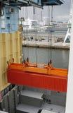 контейнер воздуха средний Стоковые Изображения