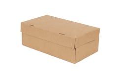 Контейнер коробки картонной коробки Стоковая Фотография RF
