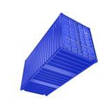 контейнер перевода 3D иллюстрация штока