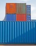 контейнер Стоковое Изображение RF