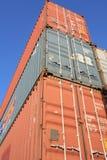контейнер Стоковое Фото