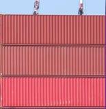 контейнер 9253 предпосылок стоковые фото