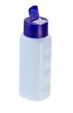 Контейнер cream бутылки Стоковые Изображения RF