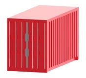 контейнер 3d иллюстрация штока
