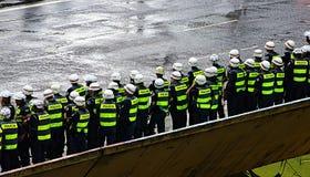 Контингент военной полиции стоковое изображение rf
