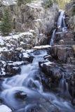 Континентальные падения около Breckenridge Стоковая Фотография