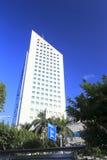 Контора здания радио и телевидения Стоковое Изображение RF