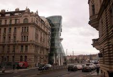 Контрасты к Праге Стоковые Фотографии RF