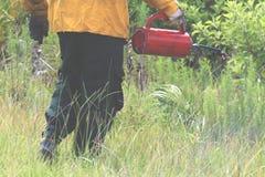 Контролируемые фото ожога стоковые фото