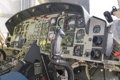 контролирует mands вертолета Стоковая Фотография RF