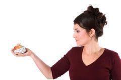 контролируйте вес Стоковое Изображение