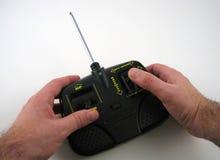 контролируйте радио Стоковые Фотографии RF