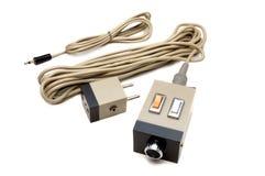 контролируйте старый remote tv Стоковые Изображения RF