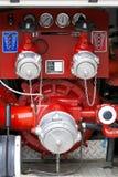 контролируйте тележку панели пожара Стоковые Изображения